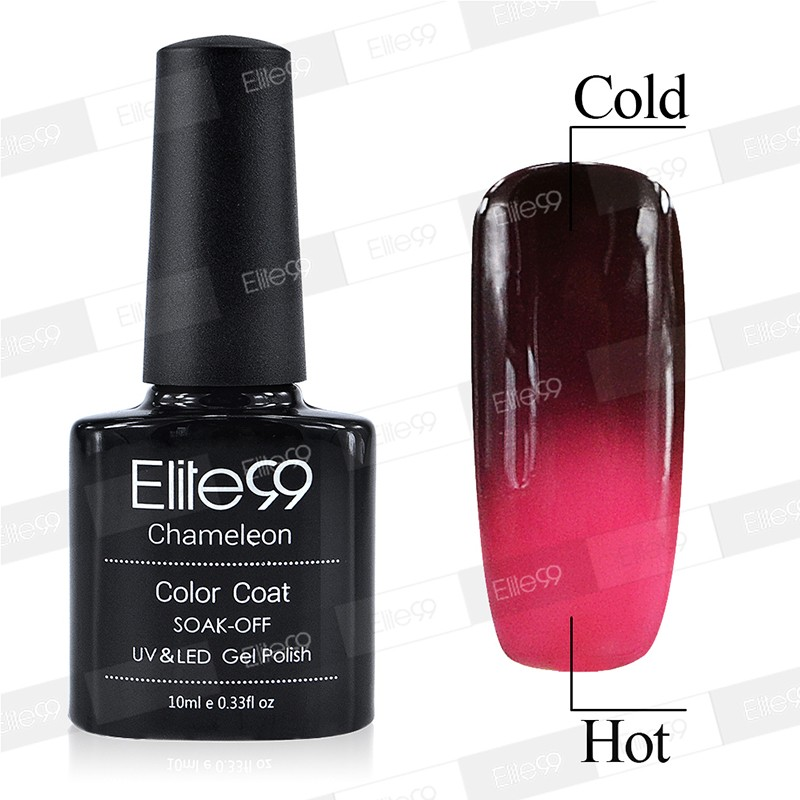 10ML TEMPERATURE CHANGE COLOR GEL NAIL POLISH (5704)