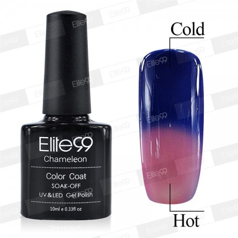 10ML TEMPERATURE CHANGE COLOR GEL NAIL POLISH (5713)