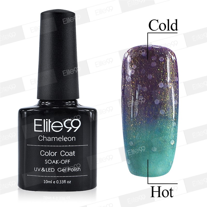 10ML TEMPERATURE CHANGE COLOR GEL NAIL POLISH (5727)