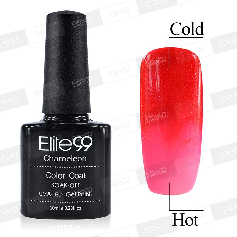 10ML TEMPERATURE CHANGE COLOR GEL NAIL POLISH (5734)