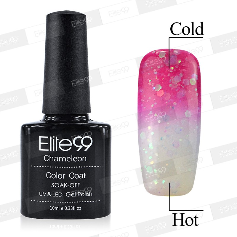 10ML TEMPERATURE CHANGE COLOR GEL NAIL POLISH (9037)