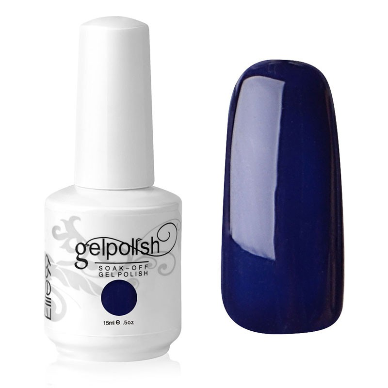 15ML GEL NAIL ART POLISH LONG-LASTING AFTER DARK(1414)