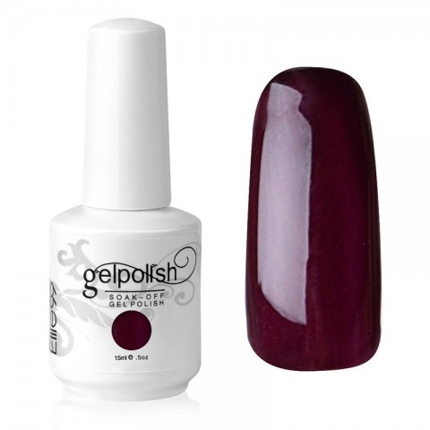 15ML GEL POLISH SOAK OFF LONG-LASTING LACQUER (1578)