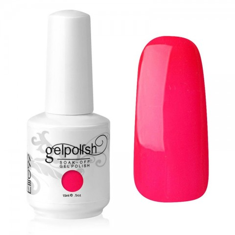 15ML GELISH POLISH NAIL ART LONG-LASTING LACQUER SAMBA (1476)