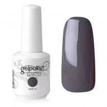 15ML LONG-LASTING GEL POLISH FASHIONABLY SLATE (1538)