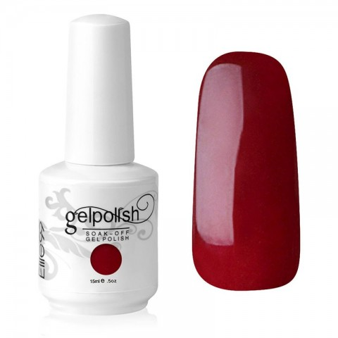 15ML UV GELISH SOAK OFF NAIL POLISH ROSE GARDEN (1369)