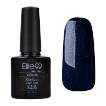 7.3ML SHELLAC GEL POLISH NAIL MIDNIGHT SWIM (40548)