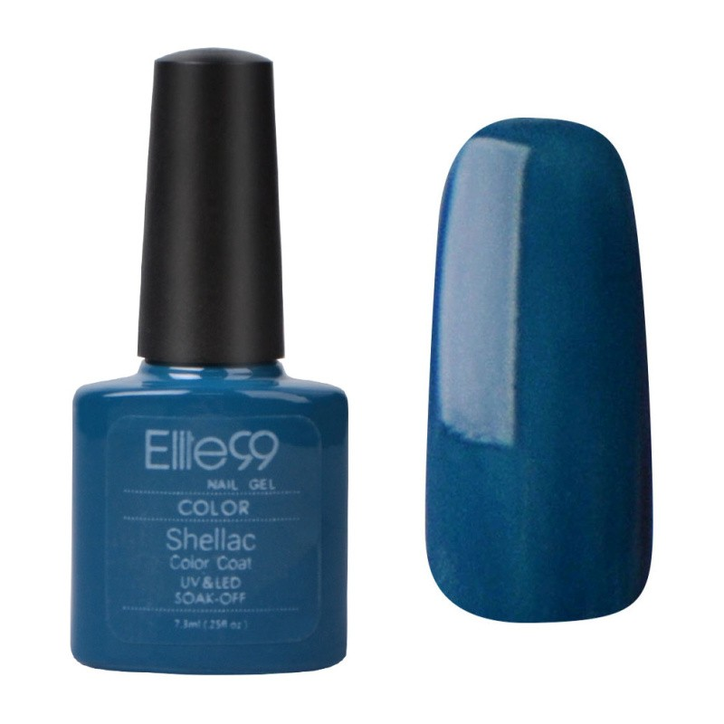 7.3ML SHELLAC LONG-LASTING BLUE RAPTURE (09953)