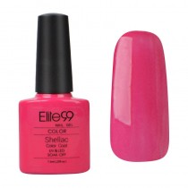 7.3ML SHELLAC NAIL ART POLISH PINK BIKINI (09944)