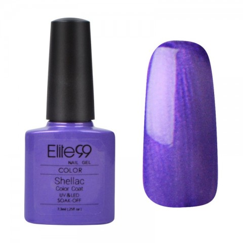 7.3ML SHELLAC SOAK OFF POLISH GRAPE GUM (09945)