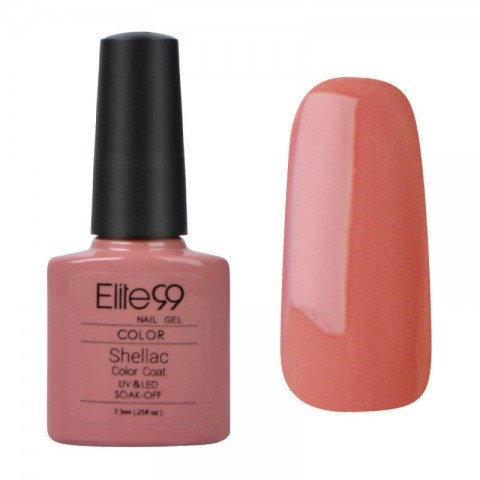 7.3ML SHELLAC NAIL ART POLISH CLAY CANYON (90541)