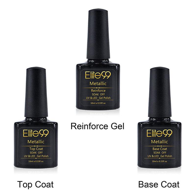 Metallic Top Base Reinforce
