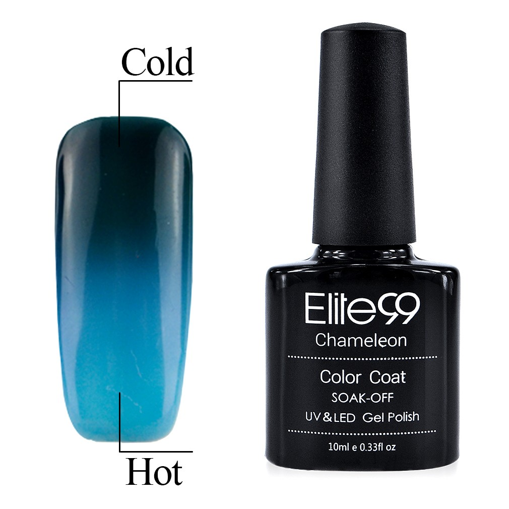 10ML TEMPERATURE CHANGE COLOR GEL NAIL POLISH (5747)