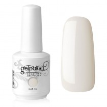 15ML GELISH SOAK OFF NAIL POLISH LACQUER SNOW BUNNY (1421)