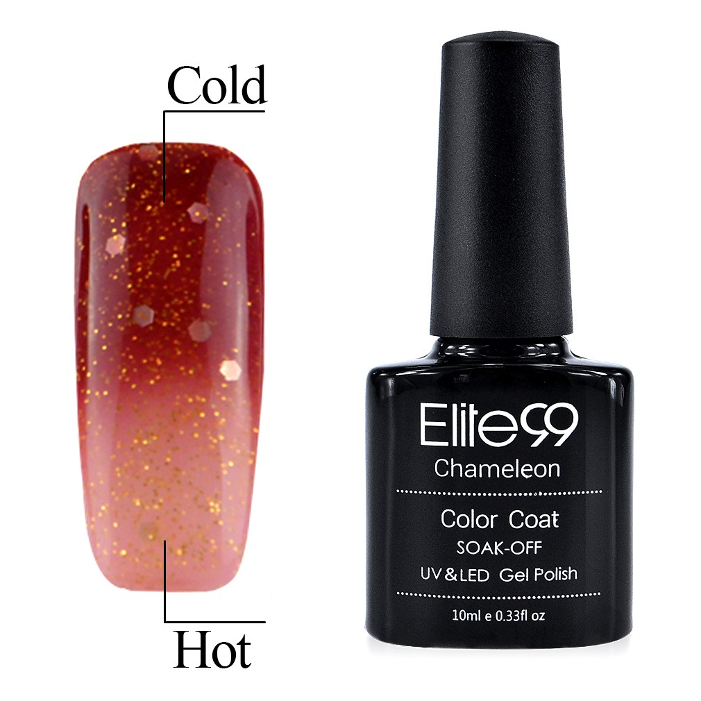 10ML TEMPERATURE CHANGE COLOR GEL NAIL POLISH (5745)