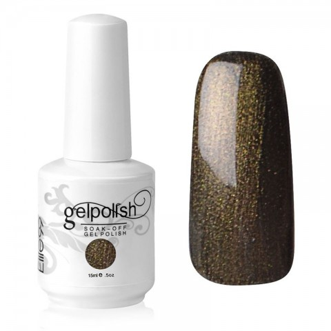 15ML SOAK OFF GELISH NAIL ART POLISH FASHION COLOR (1424)