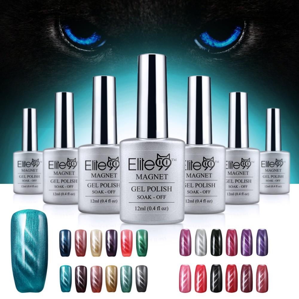 Elite99-eye-cat-magnet-gel-nail-polish