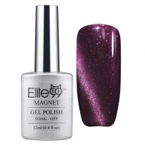 6586 GLITTER DARK PURPLE