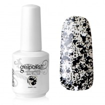 ELITE99 GELPOLISH - BLACK AND WHITE 1862