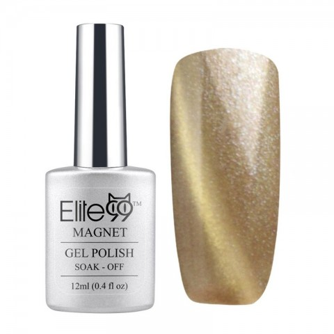 ELITE99 MAGNET - PEARL CHAMPAGNE WITH GOLD EYE 9913