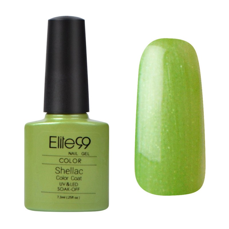 ELITE99 SHELLAC - LIMEADE 09858